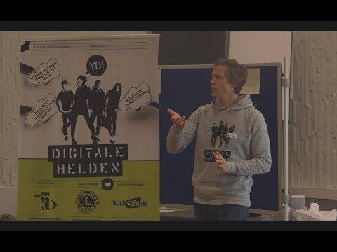 Digitale Helden Barcamp Aftermovie 2018 & Doku-Trailer