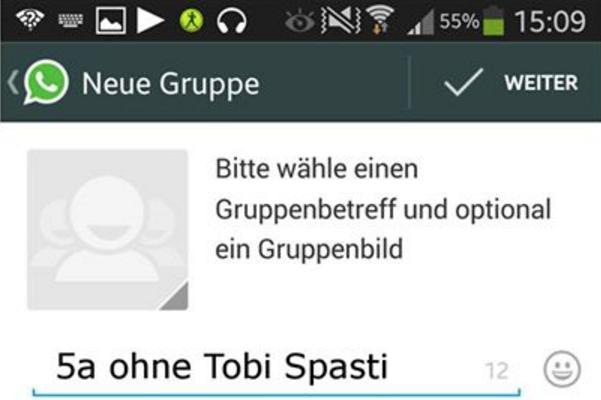 Sexting Whatsapp Gruppe